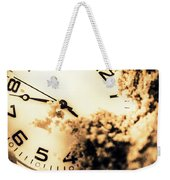 Buried By The Hands Of Time Weekender Tote Bag