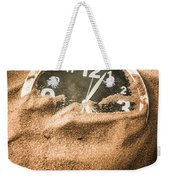 Buried In The Sands Of Time Weekender Tote Bag