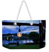 Burn Brighter Weekender Tote Bag