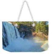 Burney Falls Wide View Weekender Tote Bag