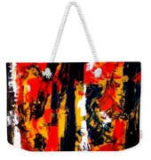 Burning Bright Weekender Tote Bag