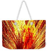 Burning Bush Weekender Tote Bag