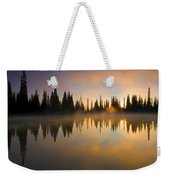 Burning Dawn Weekender Tote Bag