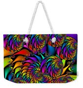 Burning Embers Weekender Tote Bag
