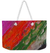 Burning Lava Weekender Tote Bag