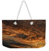Burning Sky Weekender Tote Bag