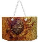 Burning Sun Weekender Tote Bag