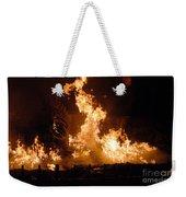 Burning Water Weekender Tote Bag