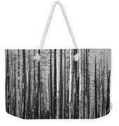 Burnt Forest Weekender Tote Bag