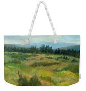Burnt Mesa Trail Weekender Tote Bag