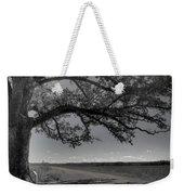 Burr Oak Tree Weekender Tote Bag
