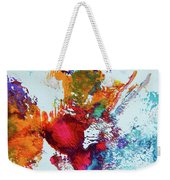 Burst Of Consciousness Weekender Tote Bag