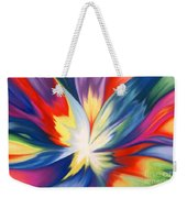Burst Of Joy Weekender Tote Bag