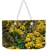 Burst Of Yellow Weekender Tote Bag