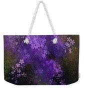 Bursting Blooms Weekender Tote Bag