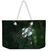 Bursting In Air Weekender Tote Bag