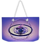 Bursting My Bubble Weekender Tote Bag