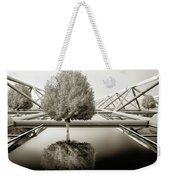 Bushy Hair Weekender Tote Bag