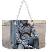 Busker In Rome Weekender Tote Bag