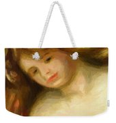 Bust Of A Young Nude 1903 Weekender Tote Bag