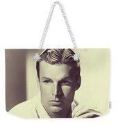Buster Crabbe, Vintage Actor Weekender Tote Bag