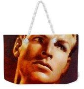 Buster Crabbe, Vintage Hollywood Legend Weekender Tote Bag