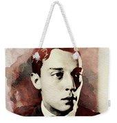 Buster Keaton, Legend Weekender Tote Bag