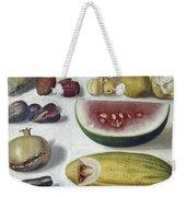 Bustos: Still Life, 1874 Weekender Tote Bag