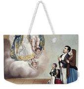 Bustos: Worship, 1879 Weekender Tote Bag