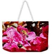 Busy As A Bee 031015 Weekender Tote Bag