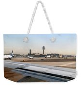 Busy Day At Sky Harbor Weekender Tote Bag