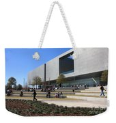 Busy Day At Tampa Museum Of Arts Weekender Tote Bag