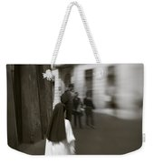 Busy Nun Weekender Tote Bag
