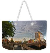 Busy O' Connell Bridge Weekender Tote Bag