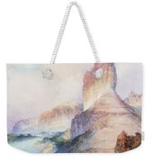 Butte Green River Wyoming Weekender Tote Bag