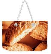 Butter Shortbread Biscuits Weekender Tote Bag