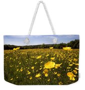 Buttercup Field Weekender Tote Bag