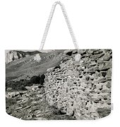 Butterfield Stage Lines Ruins Weekender Tote Bag
