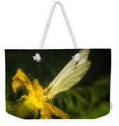 Butterflies And Blossoms Weekender Tote Bag
