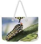 Butterflies Weekender Tote Bag