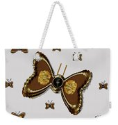 Butterflies For The Worlds  Future Weekender Tote Bag