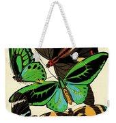 Butterflies, Plate-1 Weekender Tote Bag