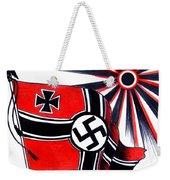Part Of History Weekender Tote Bag