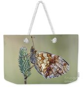 Butterfly - Meadow Satyrid Weekender Tote Bag