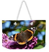 Butterfly 12 Weekender Tote Bag