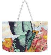 Butterfly 180727 Weekender Tote Bag by Sam Sidders
