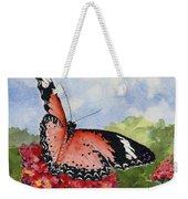 Butterfly - 180709 Weekender Tote Bag by Sam Sidders