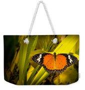 Butterfly 23 Weekender Tote Bag