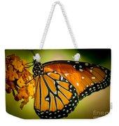 Butterfly 29 Weekender Tote Bag