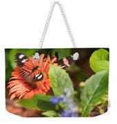 Butterfly 6 Weekender Tote Bag